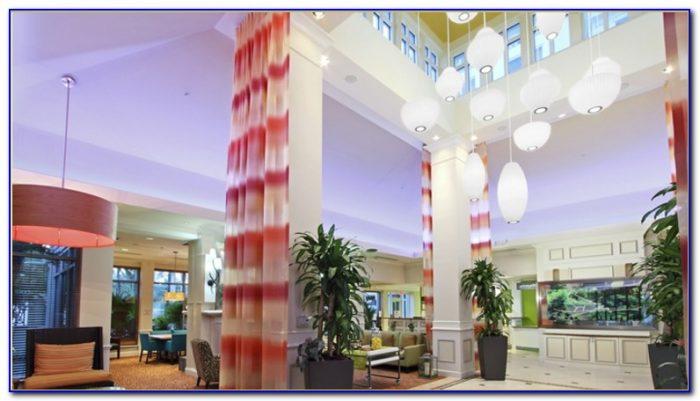 Hilton Garden Inn Fort Lauderdale Cruise Port Garden