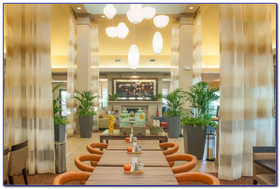 Hilton Garden Inn Pensacola Thanksgiving Buffet