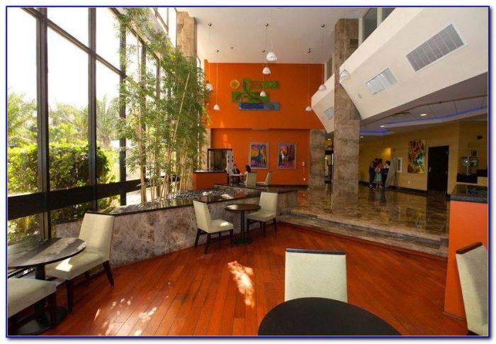 Howard Johnson Plaza Hotel Miami Airport Hialeah Gardens Fl