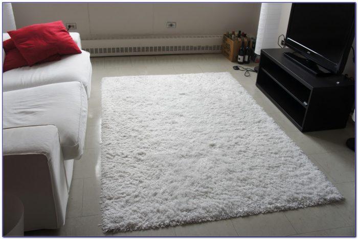 White Flokati Rug Ikea Rugs Home Design Ideas