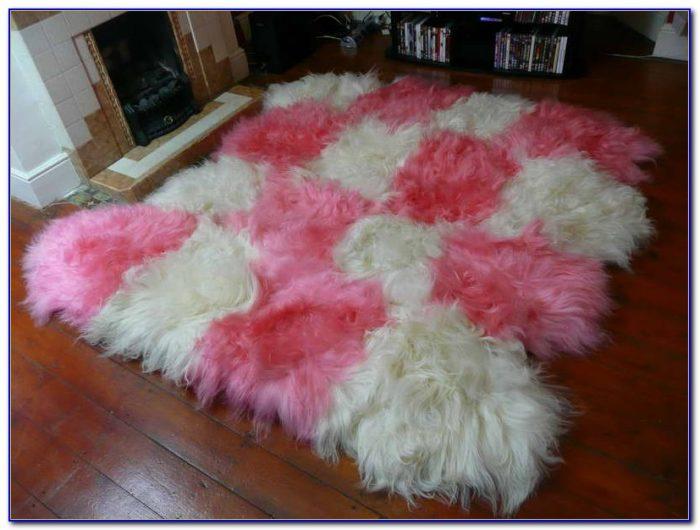 Faux Fur Area Rug Ikea Rugs Home Design Ideas