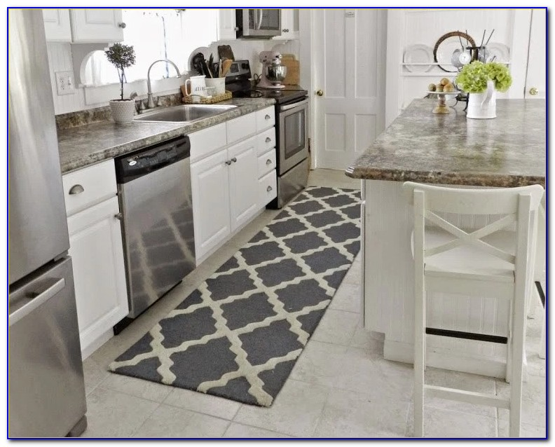 kitchen runner rug target