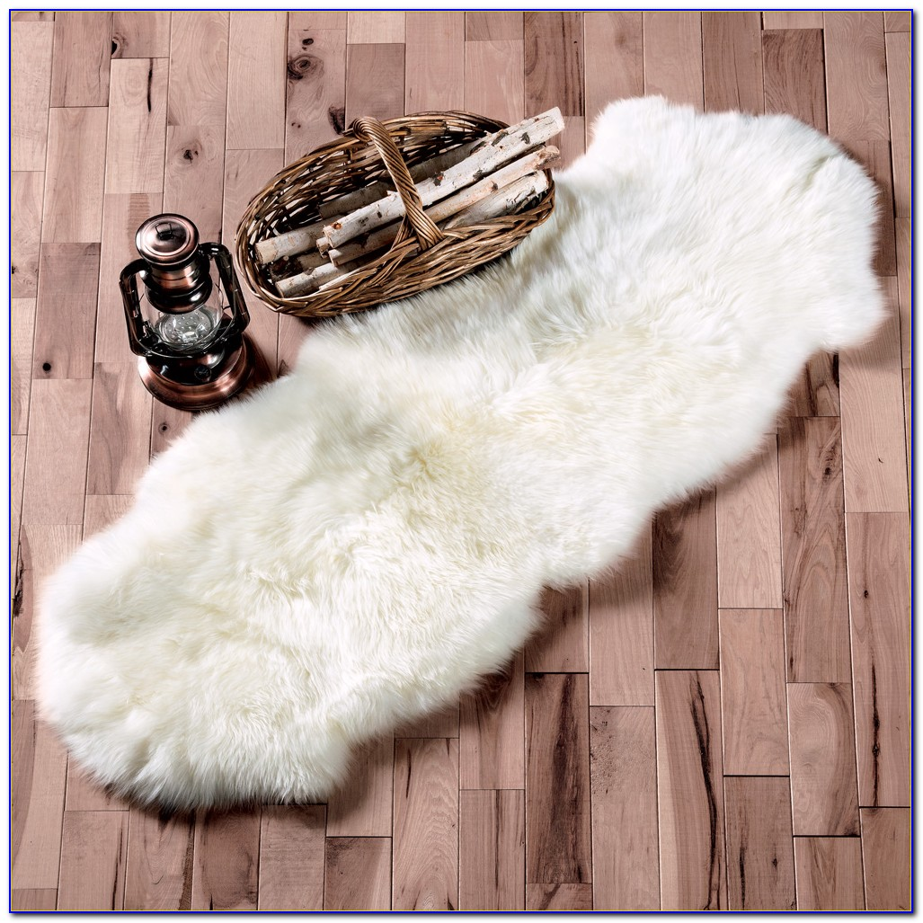 Large Sheepskin Rug Costco