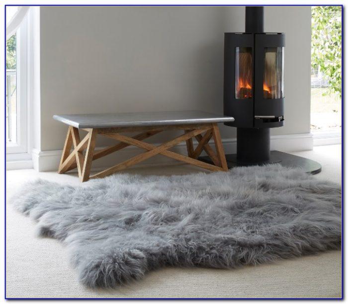 Large Sheepskin Rug Ebay