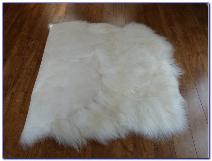 Large Sheepskin Rug John Lewis