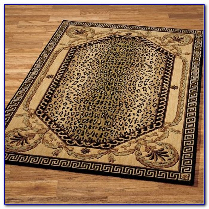 Leopard Area Rug 8 215 10 Rugs Home Design Ideas