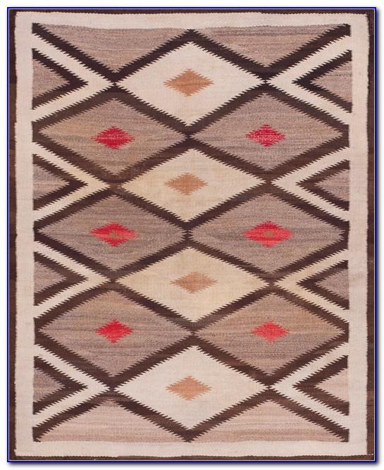 Native American Rugs In Santa Fe