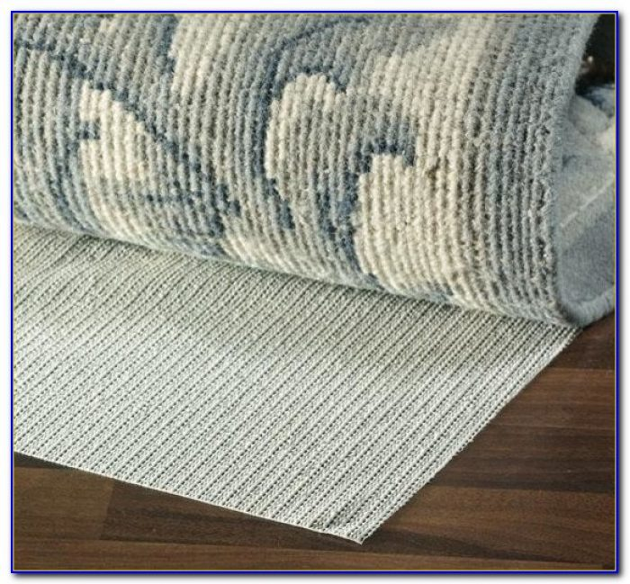 Non slip rug pads for wood floors rugs home design for Rugs for laminate floors