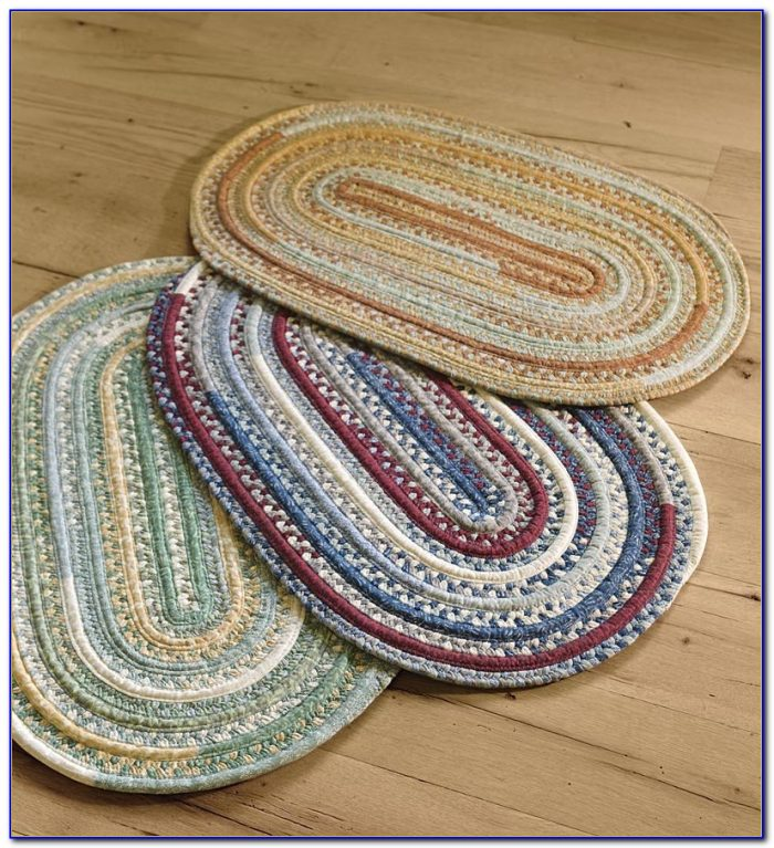 Oval Braided Rugs 5 215 8 Rugs Home Design Ideas