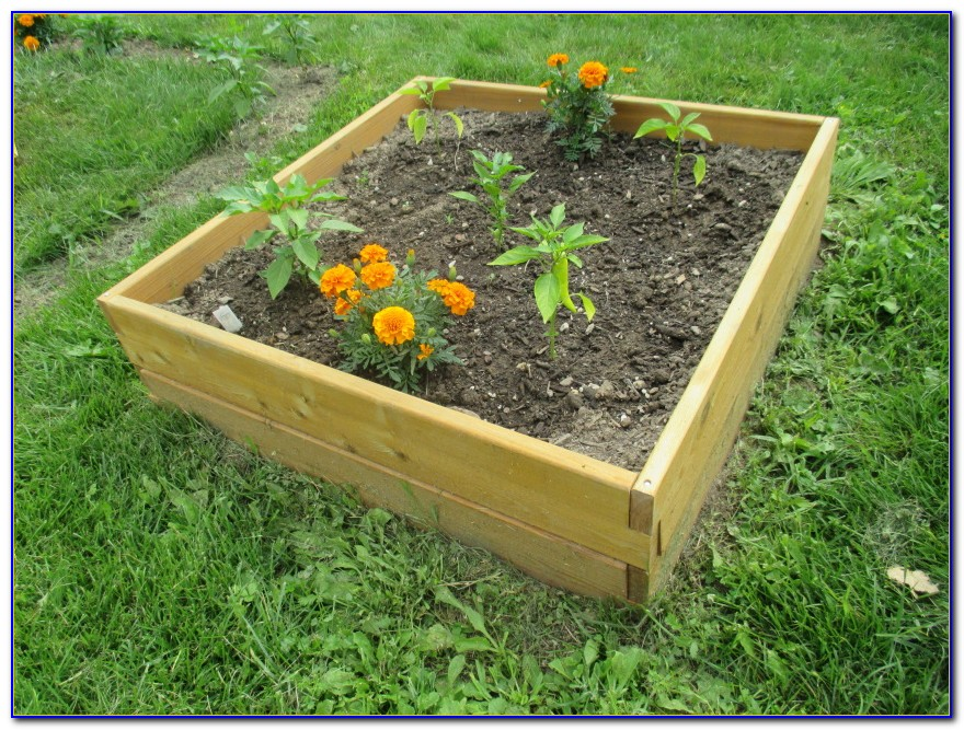 Menards Raised Garden Bed Kits