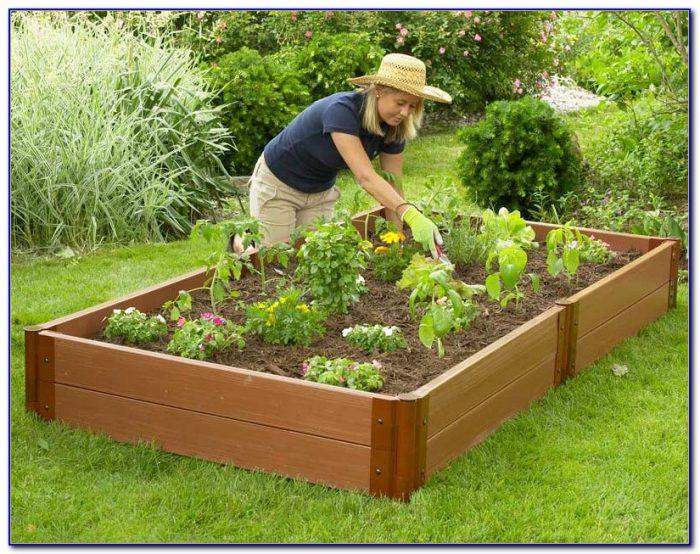 Raised Garden Bed Kits Uk