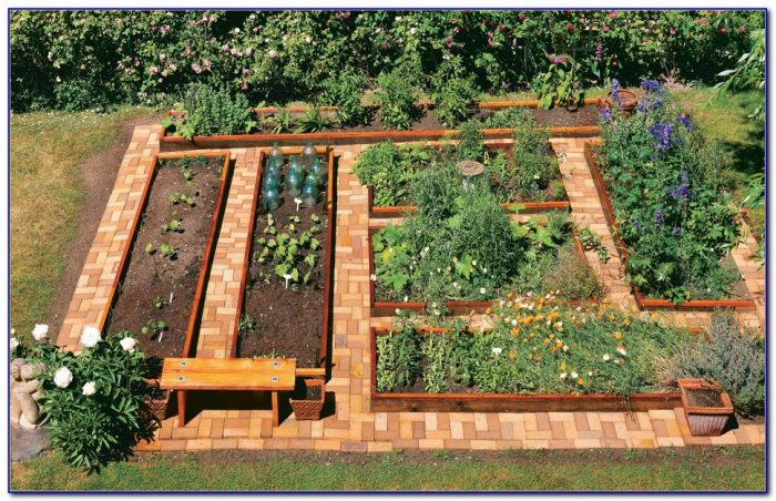 Raised Garden Beds Plans Design