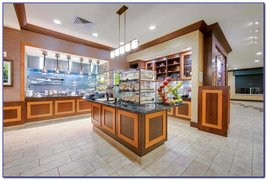 Restaurants Near The Hilton Fort Worth
