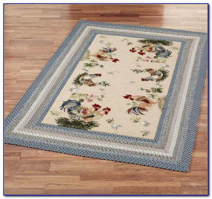 Rooster Kitchen Area Rugs