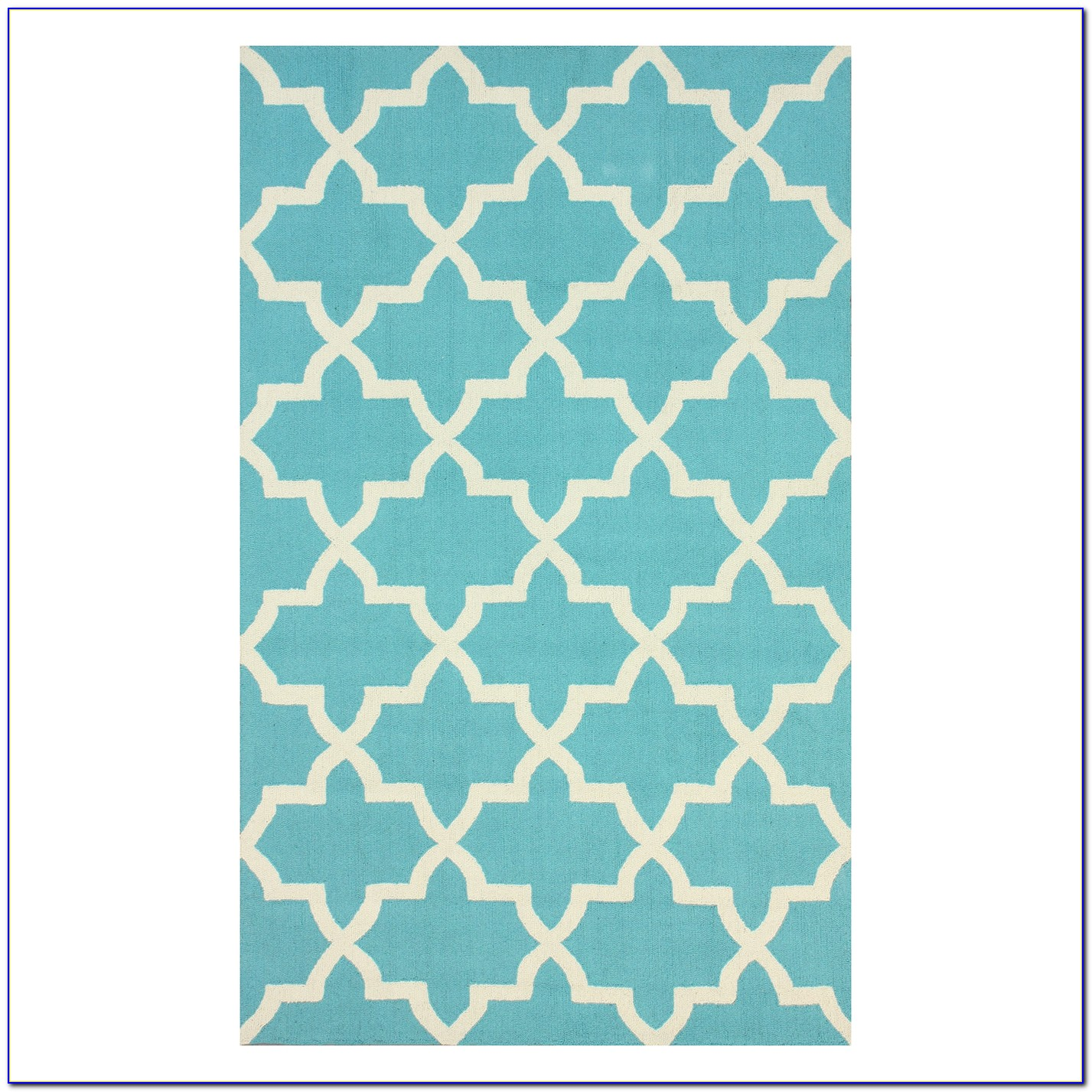 Turquoise Area Rugs 5x8
