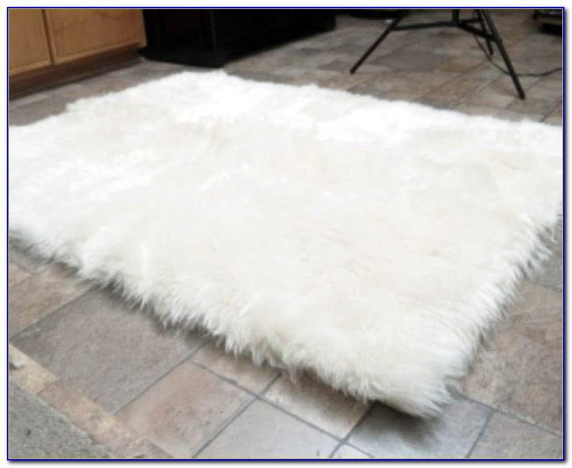 White Furry Rug Ikea - Rugs : Home Design Ideas ...
