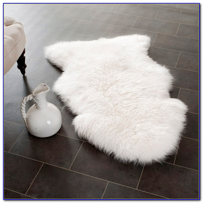 White Sheepskin Rug 8 215 10 Rugs Home Design Ideas