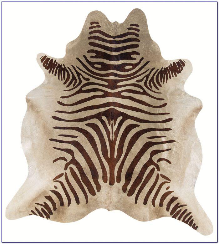 Zebra cowhide rug uk rugs home design ideas for Zebra rug ikea