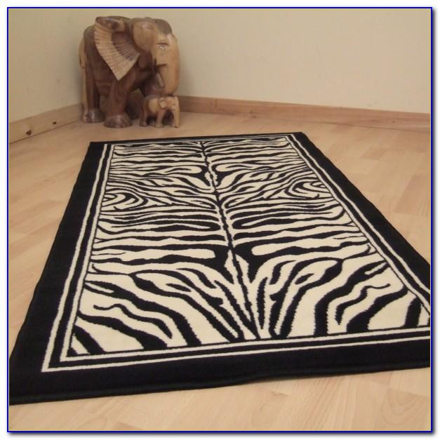 Zebra print rug ikea rugs home design ideas for Zebra rug ikea