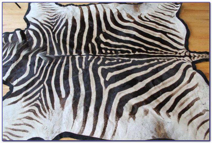 Zebra Skin Rug Ikea