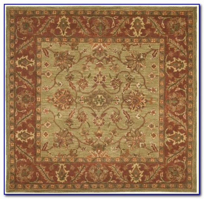 8x8 Square Rug