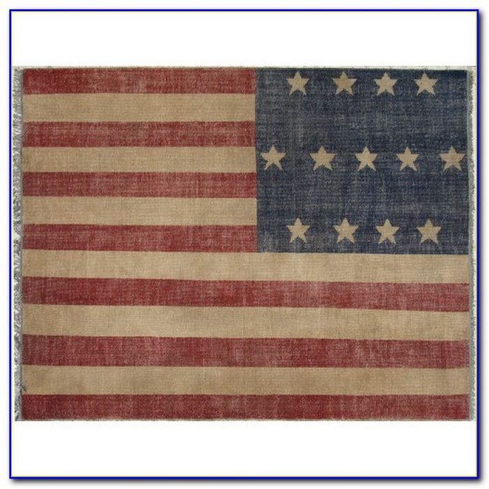 American Flag Rugby