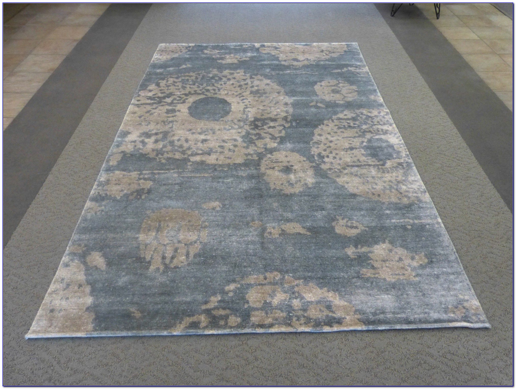 Bamboo Silk Rugs Uk