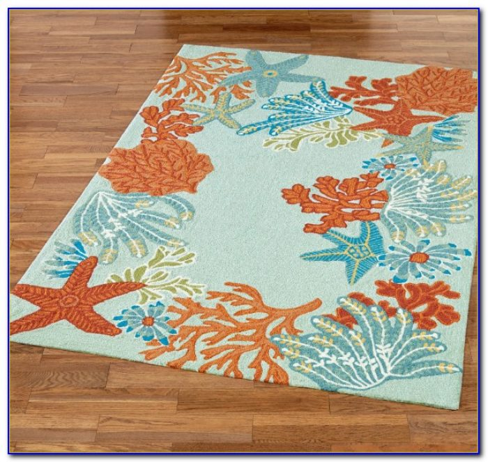 Beach Themed Rugs Uk