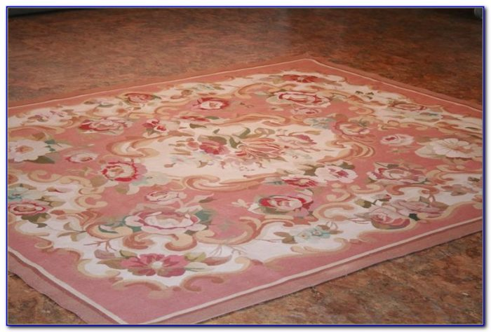 Black And Pink Oriental Rugs