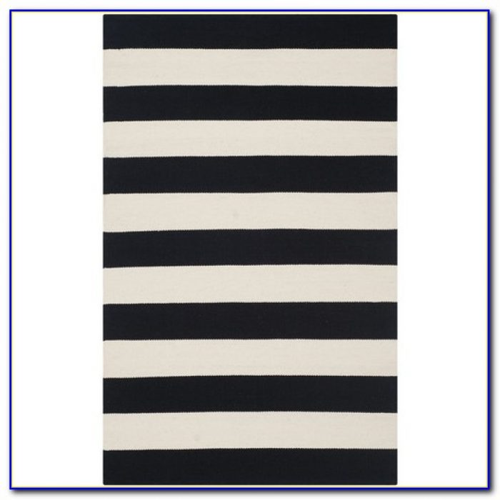 Black And White Striped Rugs Nz