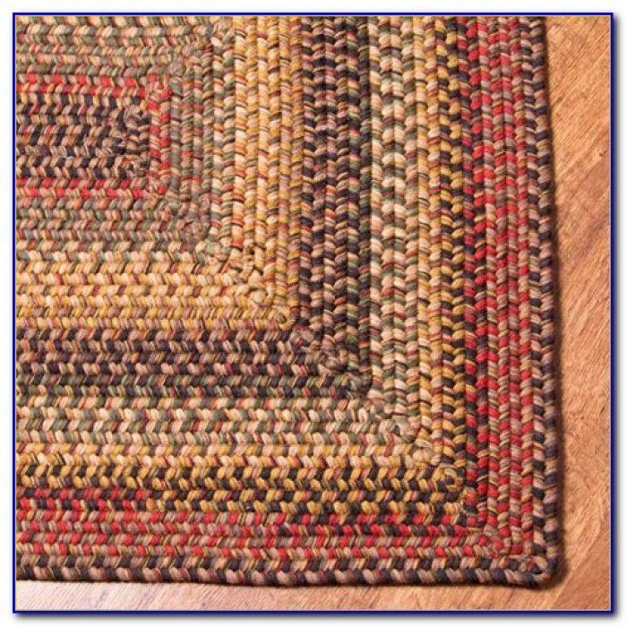 Diy Chunky Braided Wool Rug Rugs Home Design Ideas