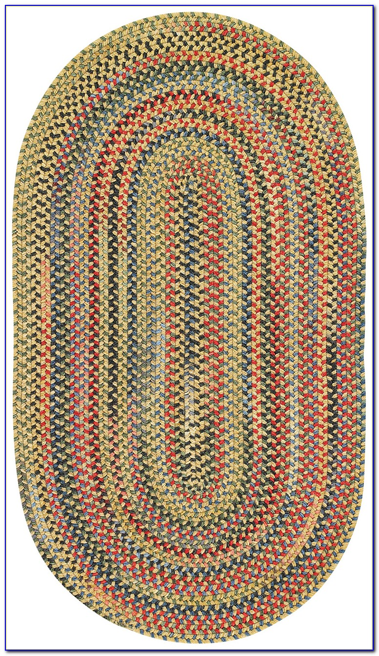 Capel Rectangle Braided Rugs