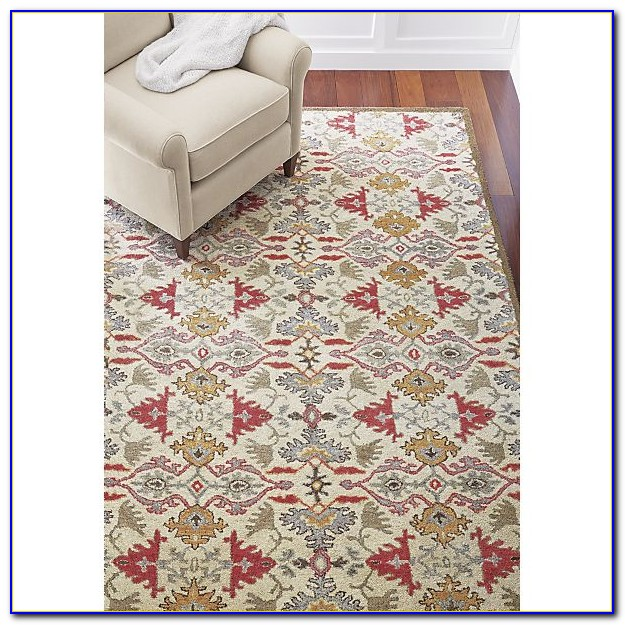 Crate And Barrel Wool Area Rugs Rugs Home Design Ideas