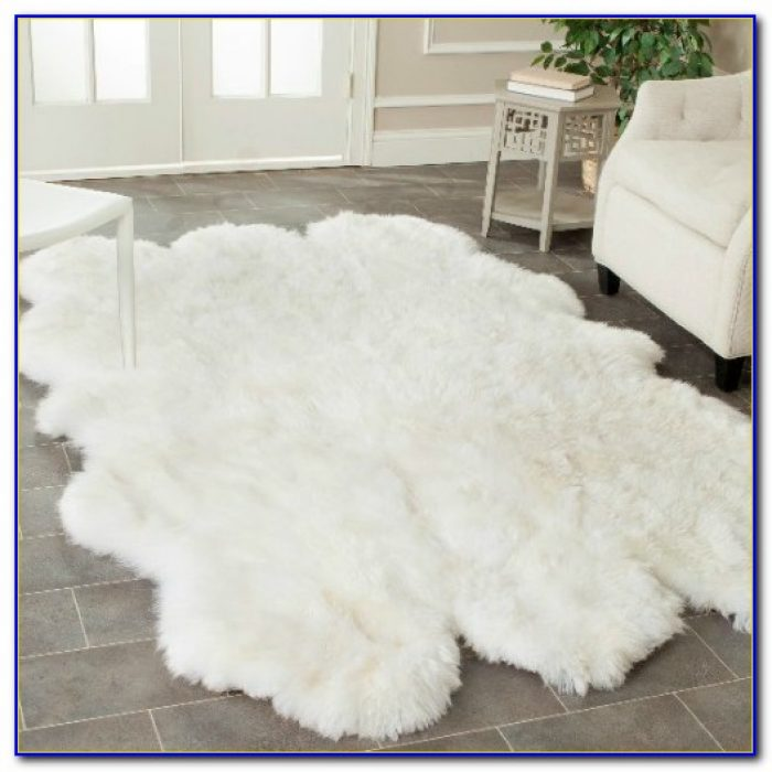 Faux Hide Rug Amazon