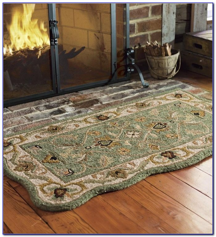 Fiberglass Hearth Rugs Fire Resistant