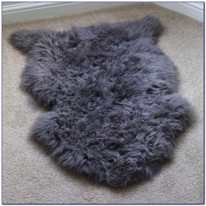Grey Sheepskin Rug John Lewis