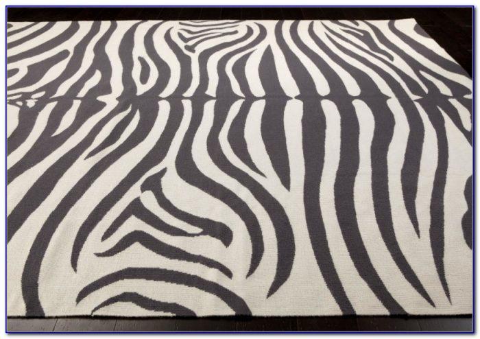 Grey Zebra Rug Australia