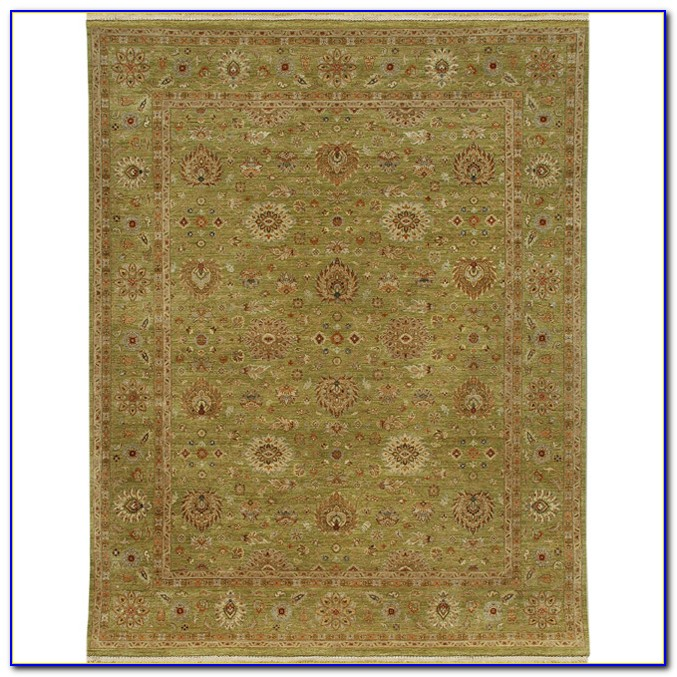 Hand Knotted Wool Rugs Pakistan