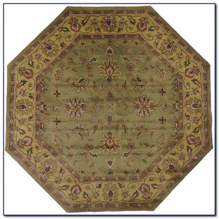Hand Tufted Wool Rug 8x10