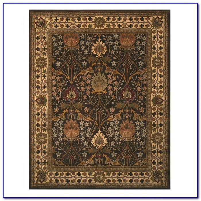 Hand Tufted Wool Rugs Smell