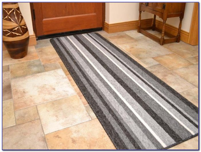 Washable Bathroom Rug Runners Rugs Home Design Ideas