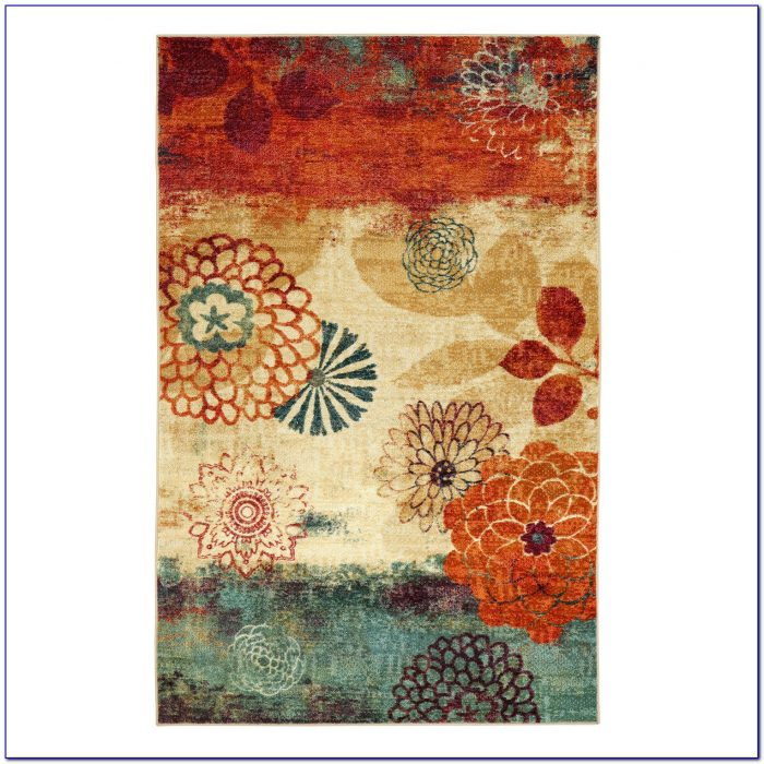 Mohawk Home Medallion Area Rug Rugs Home Design Ideas
