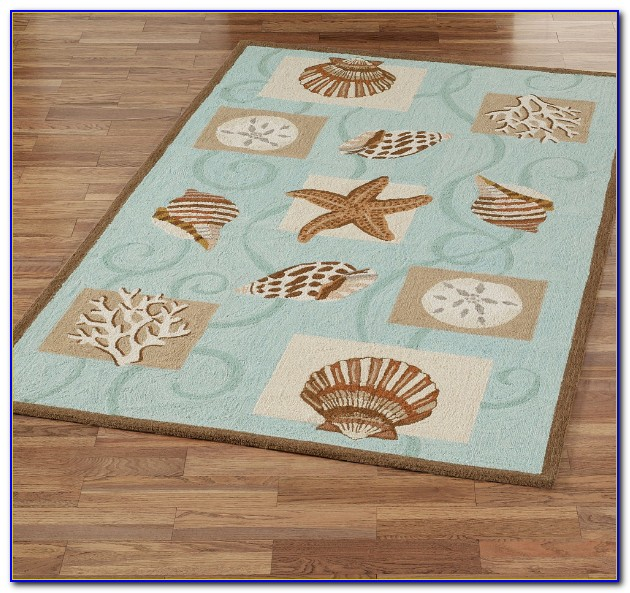 Nautical Area Rugs 5x7 Download Page Home Design Ideas