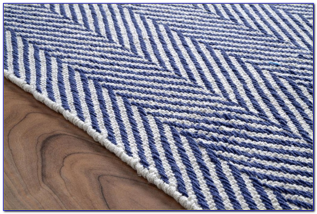 Navy And White Striped Runner Rug Download Page Home