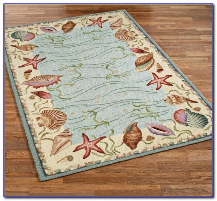 Ocean Themed Throw Rugs Rugs Home Design Ideas