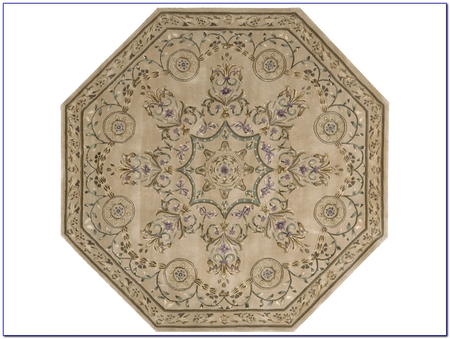 Large Octagon Area Rugs Rugs Home Design Ideas
