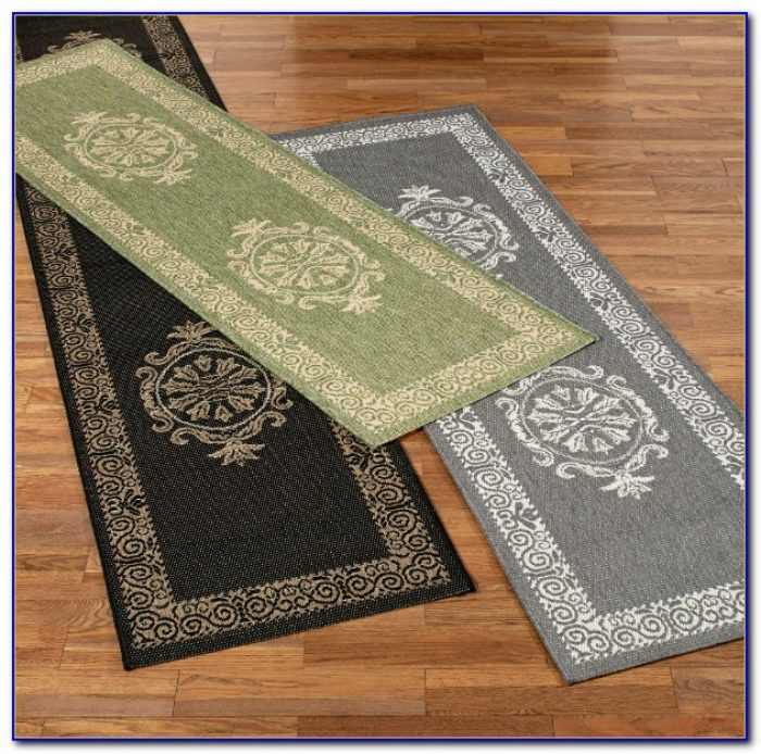 Outdoor Rubber Rug Runners Rugs Home Design Ideas