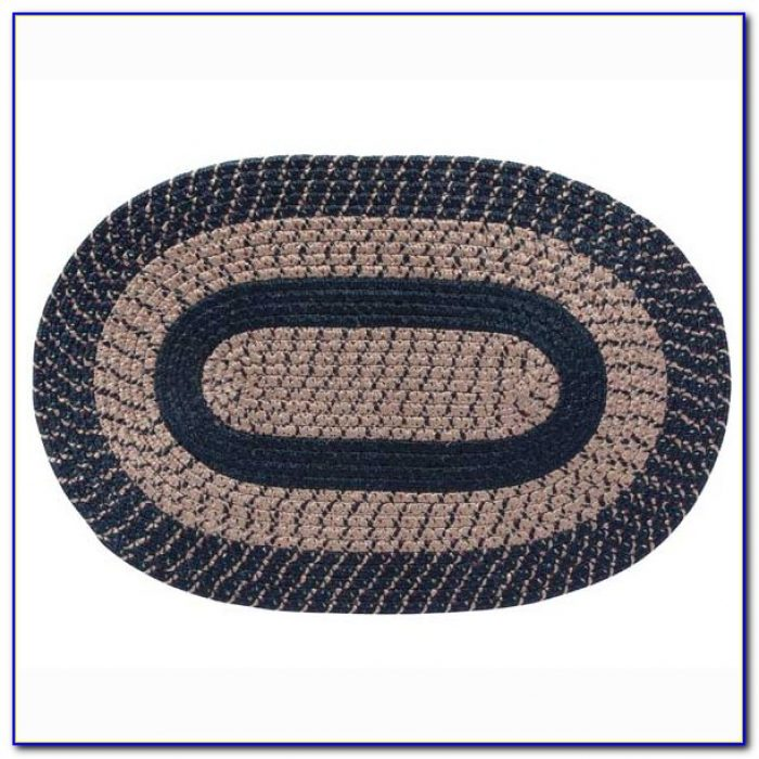 Oval Braided Rug Sizes