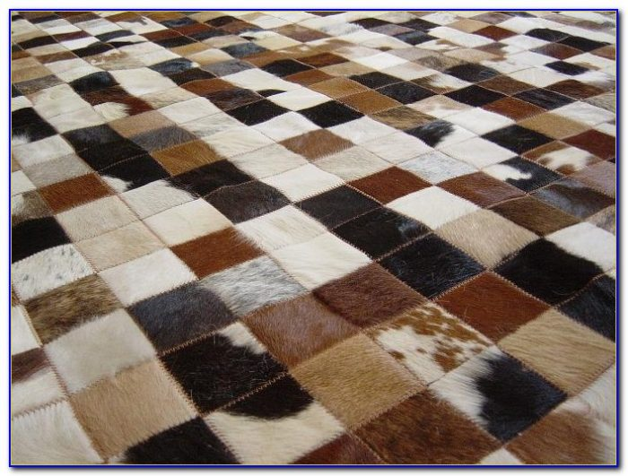 Patchwork Cowhide Rug Uk