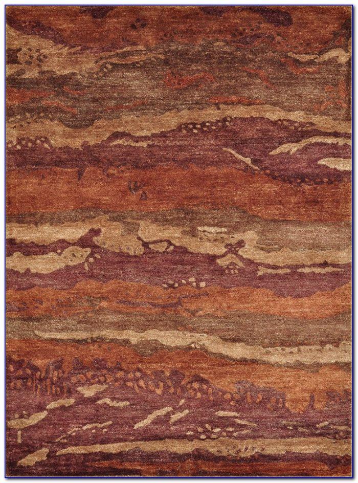 Rust Colored Bathroom Rugs